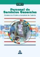 Personal de servicios generales. Fundacion publica hospital de salnes. Test