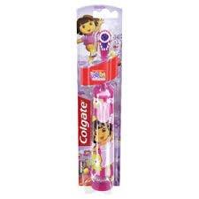 Colgate Zahnbürste Zähne Kinder Batteriebetrieben Motion Spiderman -