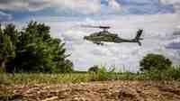Scale Apache Hubschrauber Blade Micro - 8