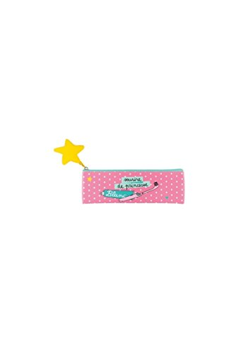 Derrière la porte–Estuche para cepillo de dientes Ray princesa rombo–