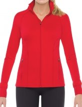 Shapewear Spanx Plus (SpanxDamen Trainingsjacke Spanx Red)