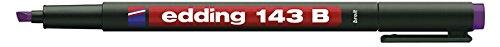 edding OHP-Marker edding 143 B permanent, 1-3 mm, violett