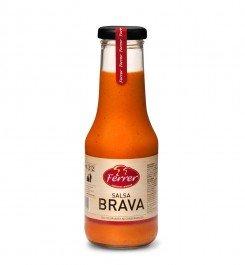 S/s Sauce (Salsa Brava Ferrer 300g - spanische Gewürzsoße)