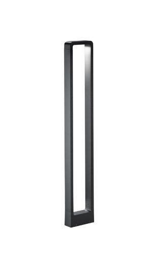 Trio Leuchten LED-Aussen-Wegeleuchte Reno in Aluminiumguss, anthrazit 420760142