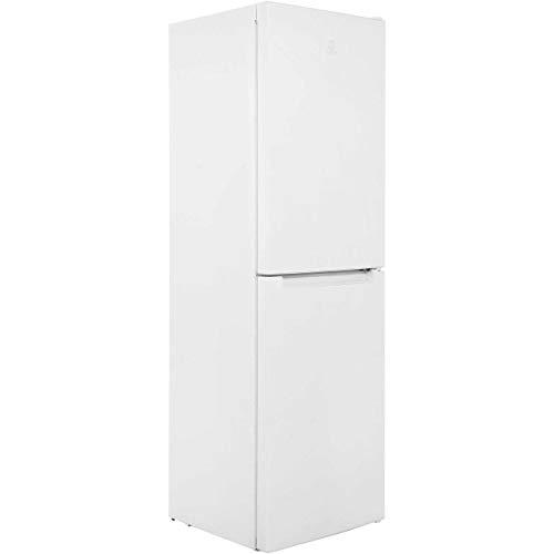 Indesit LD85F1W.1 Freestanding Fridge Freezer -White