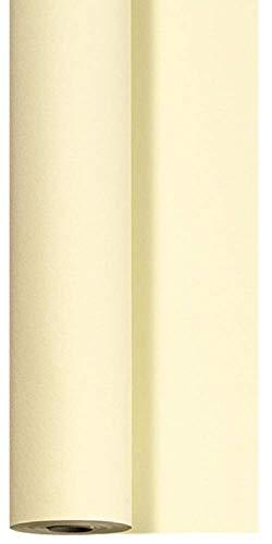 Duni Dunicel® Tischdecke Cream, 1,18m x 40m, 185485 Tischdeckenrolle - Tischdecke 40 40 X
