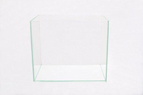 Set FireAqua 65 Liter Rechteck Aquarium Weißglas weiß