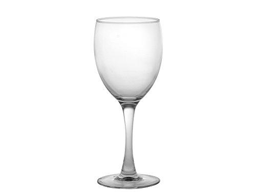 Luminarc Princesa Set Kelche, Gehärtetes Glas, Transparent, 19 cl, 12 Stück