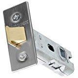 Gridlock Tubular Latch High Quality Tubular Mortice Latch/Catch Designed for Internal Doors with Handles. - inexpensive UK light store.