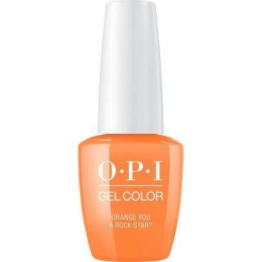 OPI Vernis Gel Color Collection Neon GCN71 - Orange