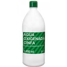 CINFA - AGUA OXIGENADA CINFA 1000 ML