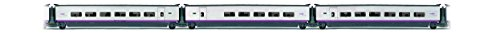 Electrotren- Set 3 Coches adicionales Euromed S-101 (Hornby E3525)