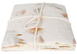 Öko-Petal Umschlag und Briefpapier Blumenmix C5/6 - Stück pro Packung 6 (22cm x 12cm)