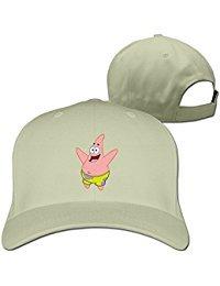 Spongebob Squarepants Sea Sponge Patrick Snapback Hats