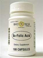Bio-Tech - B6-Folic Acid 100 caps from Bio-Tech