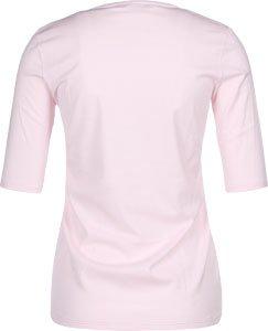 Lacoste Damen T-Shirt - TF8065 Flamingo T03