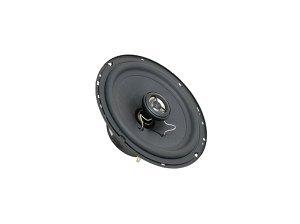 Audio System MXC 165-Koaxiallautsprecher für Auto, Schwarz Car-audio-system