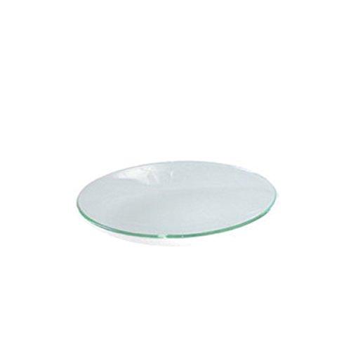 Glas, optisch Ersatz für Uhr–flach Dicke 1,5mm x 43mm lg W 45