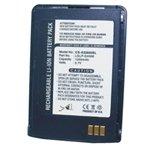 Akku kompatibel für KG800, KG90, KG800, CHOCOLATE, KG90C, KV5900, TG800 1,0Ah - Akku 1.000 mAh