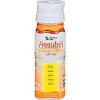 Fresubin ENERGY Fibre Drink Banane, 4X200 ml -