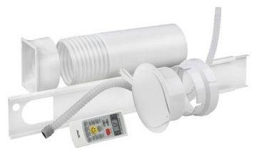 Mobile Klimaanlage Eurom Polar 7000 BTU Klimagerät Büro Wohnung Wohnwagen Camping - 6
