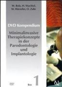 Minimalinvasive Therapiekonzepte in der Parodontologie und Implantologie, 15 DVDs in 3 Boxen