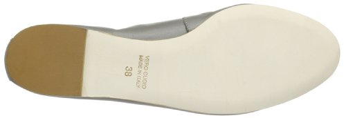 PIECES KATE LEATHER BALLERINA LT. SAND 17054140 Damen Ballerinas Beige (Beige)