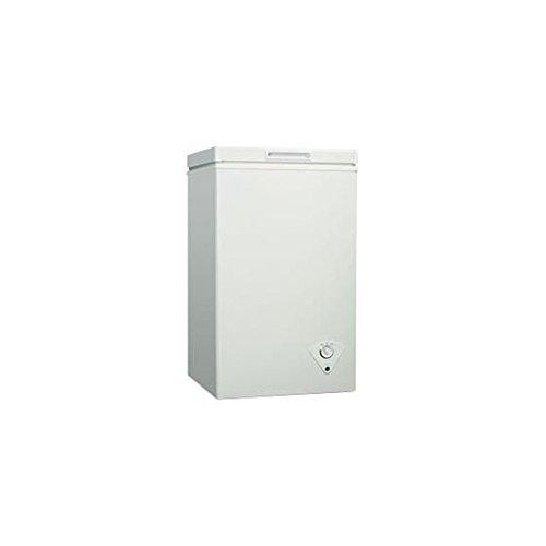 Continental Edison ceccf60ap libre installation horizontale 60L A + Congélateur Blanc