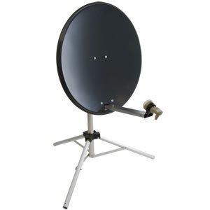 Satgear - Sistema satélite portátil antena parabólica