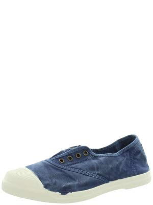 Natural World Eco Tennis Cotone Blu Mar Enz 102E 628 39 Blu