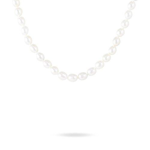HISTOIRE D'OR - Chocker Or Perle de Culture - Femme - Or jaune 375/1000