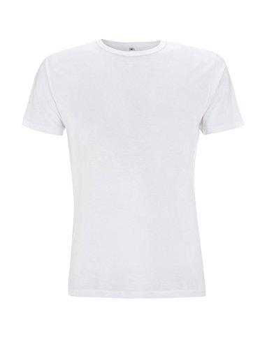 T-Shirt aus Bambusfaser und Bio-Baumwolle: L, (Supply Kostüm Chain)