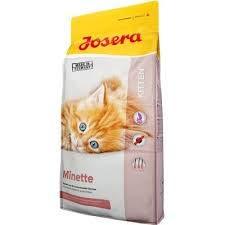 4 Proben Josera Katzenfutter aus der Emotion Line Minette