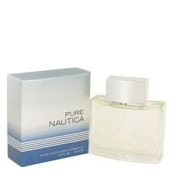 Nautica Pure by Nautica Eau De Toilette Spray 3.4 oz / 100 ml for Men