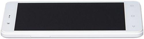 Archos Titanium 50 5  SIM Doble 4G 1GB 8GB 2000mAh Blanco - Smartphone  12 7 cm  5    8 GB  5 MP  Android  5 1 Lollipop  Blanco