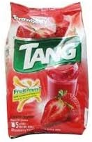 Tang Strawberry Flavour Instant Drink Mix Pouch, 175g