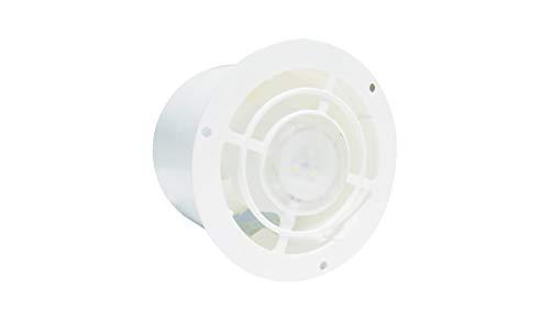 Preisvergleich Produktbild AVDISTRIBUTION Laubsauger mit integriertem Strahler für Wohnmobil oder Wohnwagen 12 V - Durchmesser Bohrung 100 mm - Lux 257