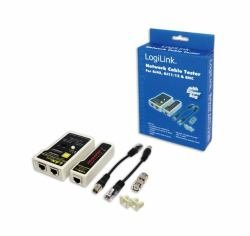 LogiLink Cable Tester with Remote Unit, WZ0015 Remote Unit-video