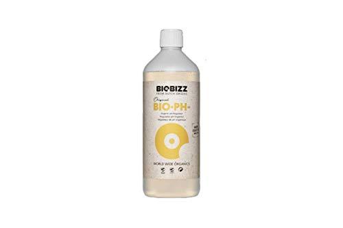 Weedness BioBizz Bio pH- Minus 500 ml - Natürlicher Biologischer pH-senker Grow Anbau Indoor Dünger BioBizz Dünger ph Minus Flüssig