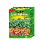 MANNA 120150202 Kartoffeldünger, 2,5 kg