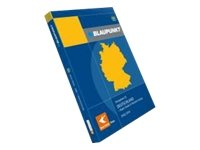 Tele Atlas Blaupunkt Travelpilot Navigations CD Deutschland 2008/2009 DX + Major Roads...