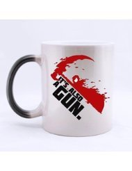 US Anime RWBY Custom Color-Changing Coffe/Tea Cup Photo...