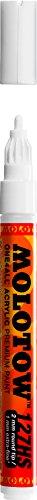 Belton Molotow One4All 127HS Marker, 2mm Spitze,(5,0ml) Farbe: signalweiss(160)