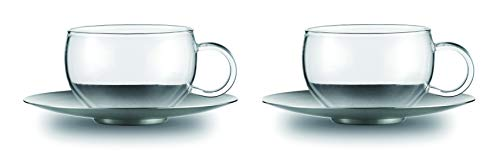 Jenaer Verre 115895 Tasse à thé Transparent