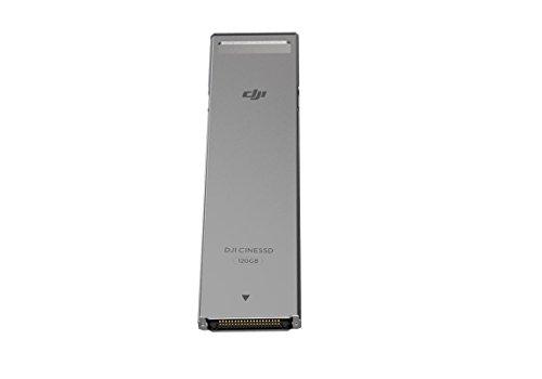 DJI CP. BX. 000175 Inspire de 2 cinessd 120 Go SSD (SP01) Argent
