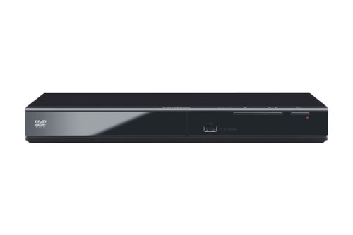 Panasonic DVD-S500EG-K - Reproductor DVD Xvid