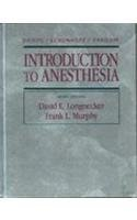 Dripps/Eckenhoff/Vandam: Introduction to Anesthesia by David E. Longnecker MD (1997-01-15)