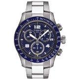 Tissot V8 Blue Quartz Chronograph Sport Men's watch T039.417.11.047.02
