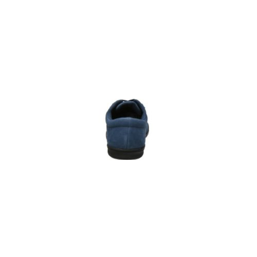 Easy Spirit Ap1 étroit Cuir Chaussure de Marche blue
