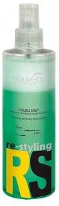 Nouvelle RS Double Shot 2 phases de pulvérisation Cure 250 ml schenkt l'humidité, structure & Brillance 250 ml